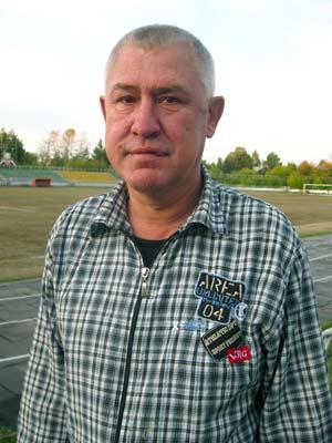 Заслуженный мастер спорта Валерий Иванович Ионов