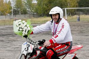 Спорт настоящих мужчин  - Александру Царёву 55 лет