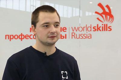 Работник ОАО &quotКЭМЗ&quot - чемпион России