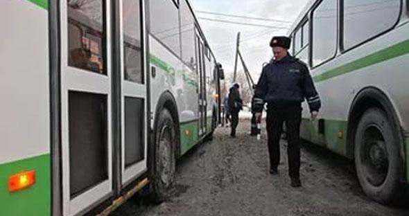 Ради безопасности перевозок детей