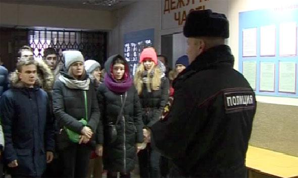День открытых дверей в полиции
