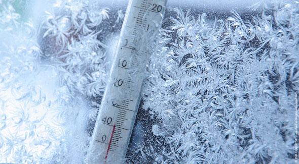 Мороз, похолодание