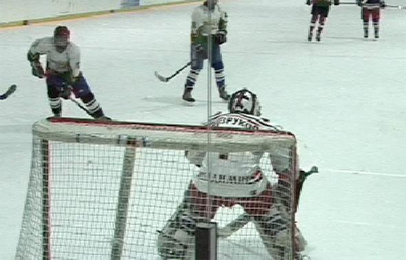 Первенство области по хоккею