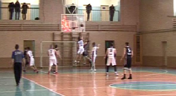 Баскетбол. Встреча с «Владимиром»