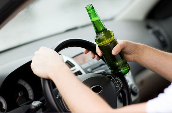 За рулем в состоянии опьянения