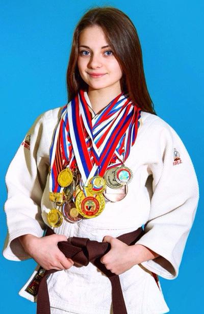 Настя Хрипунова поедет на Чемпионат Европы