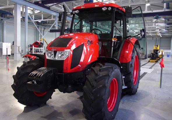 В Коврове будут выпускать тракторы