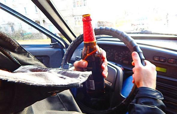 ДТП с нетрезвым водителем