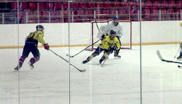 Хоккей. Кубок &quotОптимиста&quot