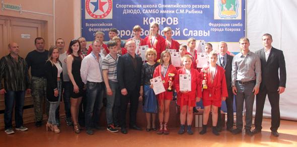 Итоги турнира памяти И. Фекленковой
