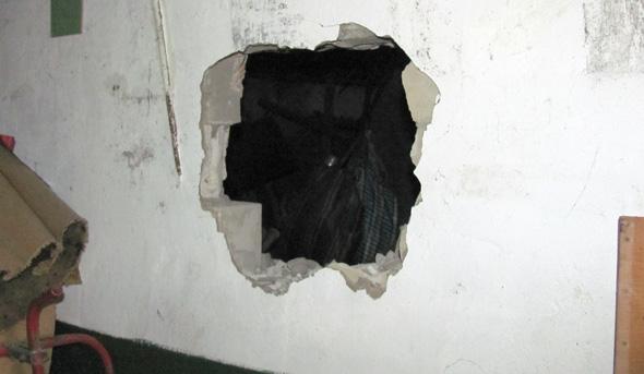 Очередные кражи из гаражей