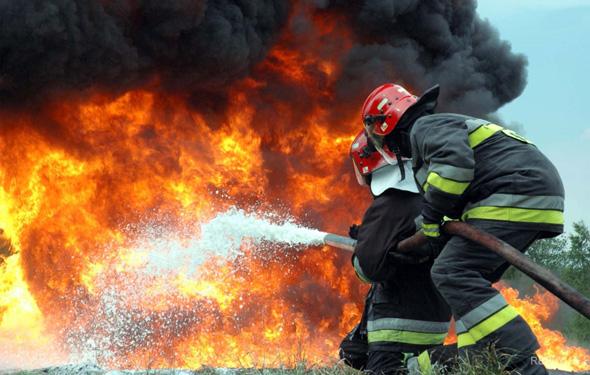 14 сентября горели два дома