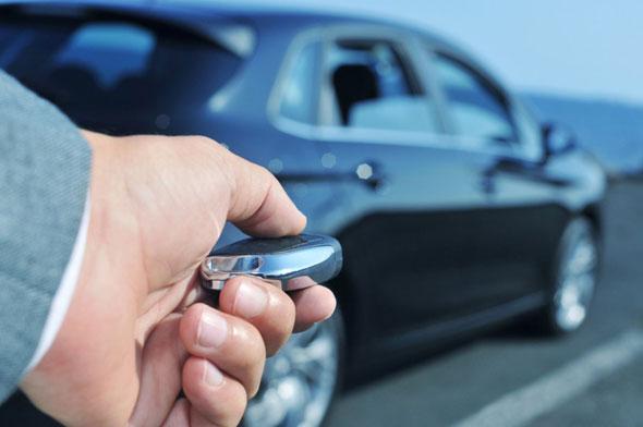 Кражи из авто: электронный взлом