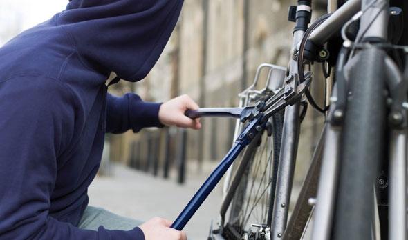 Украл 5 велосипедов