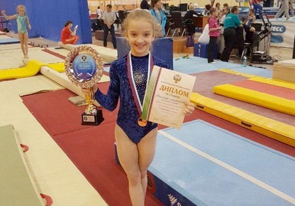 Успех Саши Максимовой