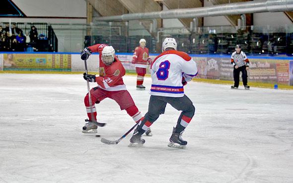 «Ночная хоккейная лига». Официальный старт