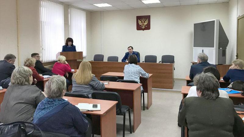 """&quotКруглый стол"""" по вопросам нормотворчества"""