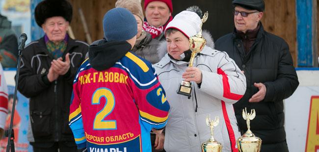 Хоккейный турнир в Судогде