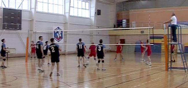 Волейбол. 2 лига