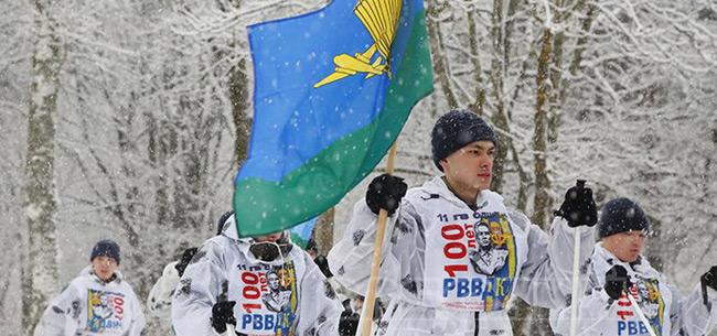 В Коврове пройдет митинг, посвященный 100-летию Рязанского воздушно-десантного училища