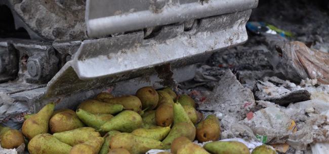 В Коврове на складе изъяли санкционные груши