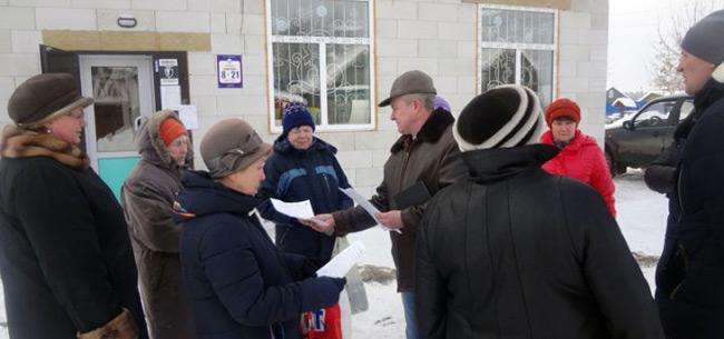 Месячник пожарной безопасности в Ковровском районе