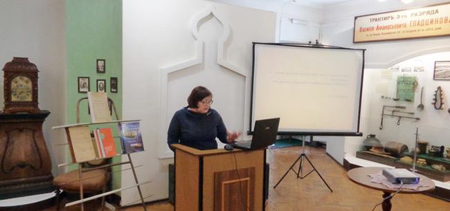 В ковровском музее проходит цикл лекций об истории города