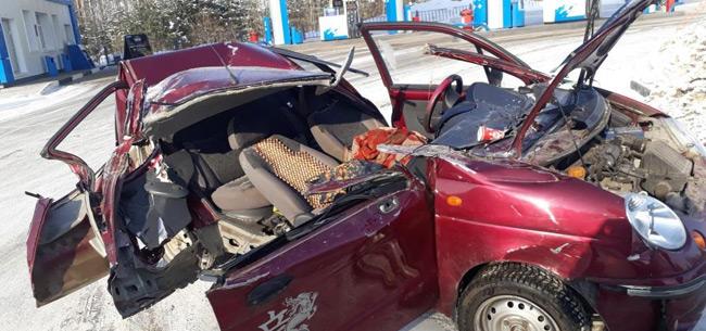 В Коврове произошло ДТП с нетрезвым водителем