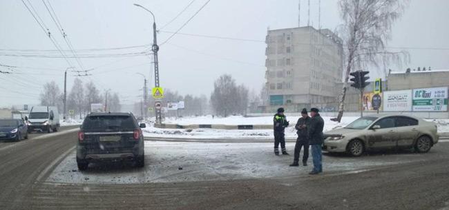 В аварии пострадал пассажир