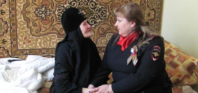 100-летний юбилей отметила первый ковровский инспектор детской комнаты милиции