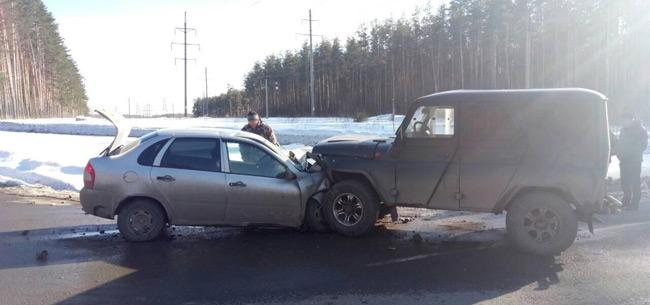 19 марта в Коврове произошли две аварии с пострадавшими