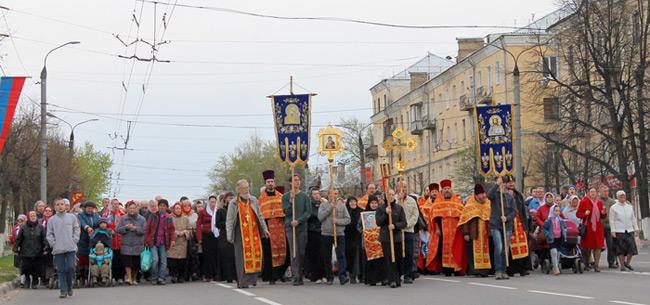 8 апреля в Коврове пройдет пасхальный крестный ход