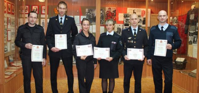 Ковровский следователь заняла 2 место на областном конкурсе профессионального мастерства