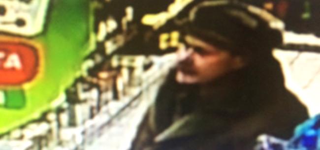 Полицейскими разыскивается подозреваемый в краже алкоголя в магазине