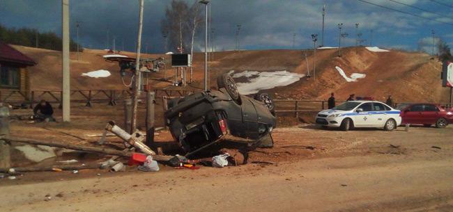 В Коврове и районе в авариях погиб 1 человек и 5 пострадали