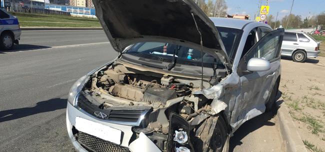 В Коврове в авариях пострадали 4 человека