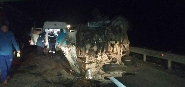 В Ковровском районе на трассе М-7 произошло 3 ДТП с пострадавшими