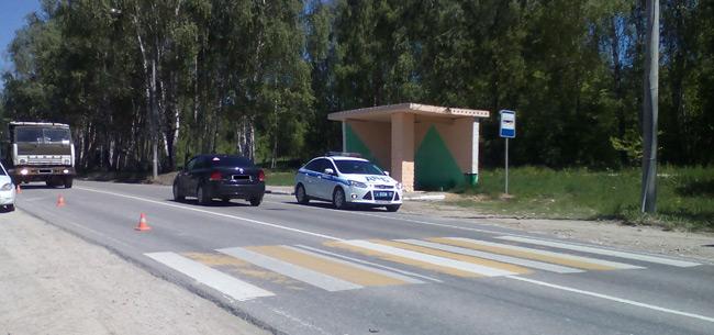 В Ковровском районе в ДТП пострадал несовершеннолетний пешеход
