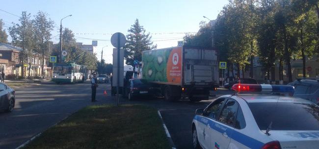 В Коврове в авариях пострадали 5 человек