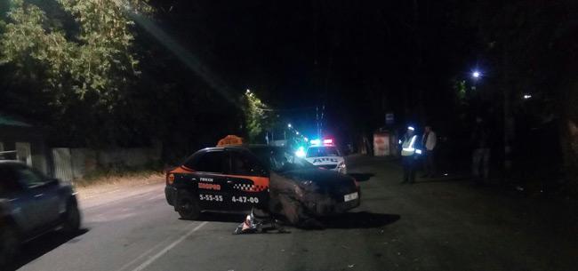 В Коврове в авариях пострадали три человека