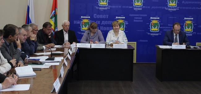 Отопительный сезон в Коврове может начаться уже 27 сентября