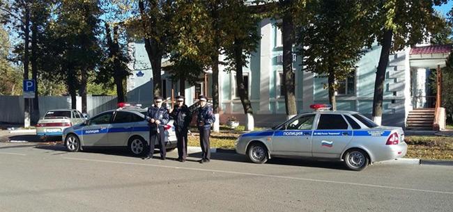 В рамках рейдов ковровскими сотрудниками ГИБДД выявлено 5 нарушений