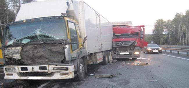 В авария в Ковровском районе погибли два человека