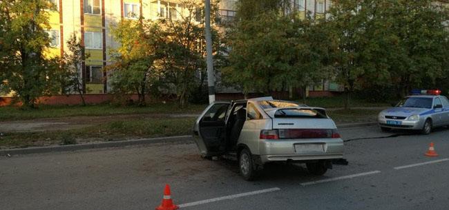 С 28 сентября по 2 октября в Коврове произошло 7 аварий с пострадавшими