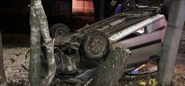 За выходные в Коврове и районе произошло 5 ДТП с пострадавшими