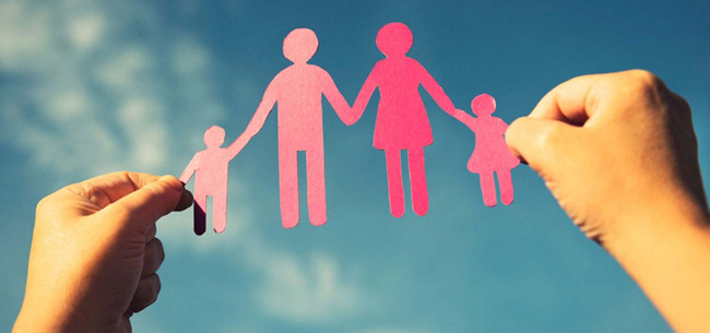 Материальная помощь семьям