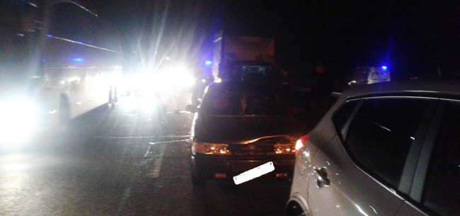 16 октября в Коврове и районе в авариях пострадали 5 человек