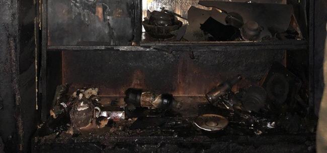 На пожаре в Коврове сотрудники МЧС спасли 4 человек