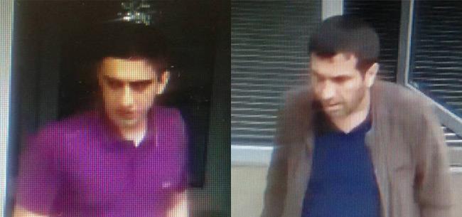 Полицейские разыскивают подозреваемых в краже на заправке