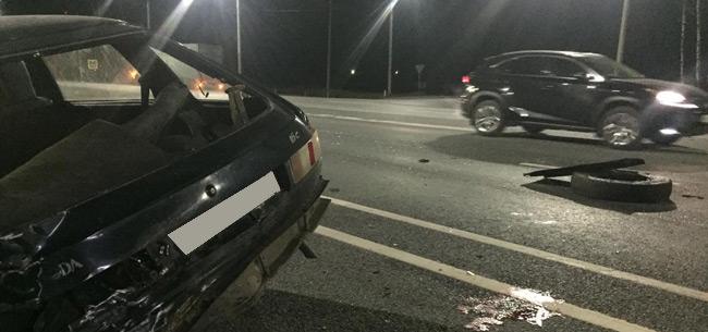 В ДТП  на трассе в Ковровском районе пострадали 3 человека